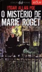 Minha edição de O 'Mistério de Marie Rogêt' de Edgar Allan Poe, pela L&PM Pocket.
